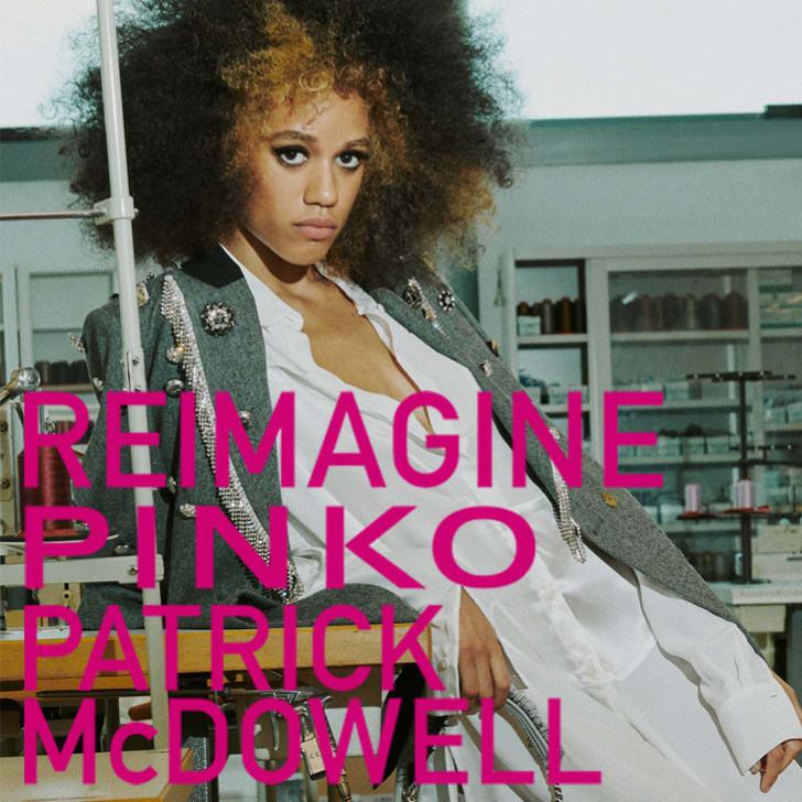 REIMAGINE - PINKO and Patrick McDowell