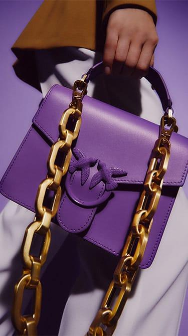 MAXI CHAIN<br>LOVE BAG